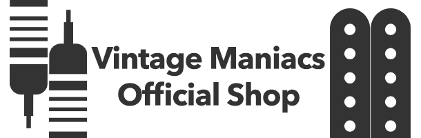 Vintage Maniacs Official Shop