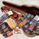 AceやBobby Leeのヴィンテージ・ギターストラップを紹介
