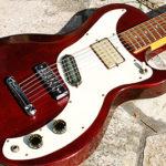 ギブソン マローダー – 70年代Vヘッドのマーベリック