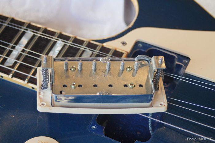Gibson刻印のピックアップ