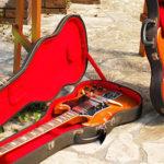 ギターケースと過ごすSGなSunday
