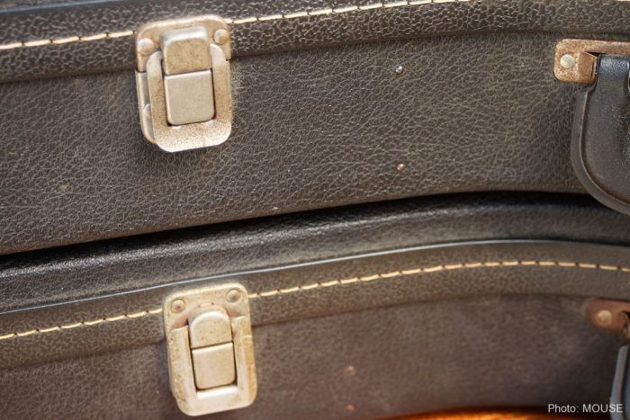 SG用フラットトップケースの金具