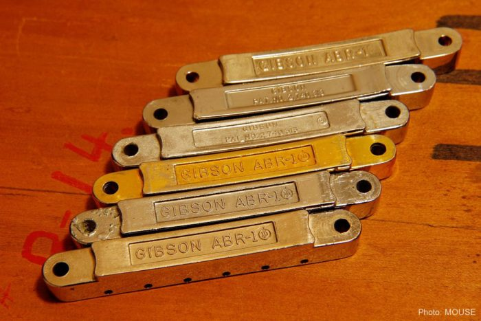 ABR-1の裏側の刻印