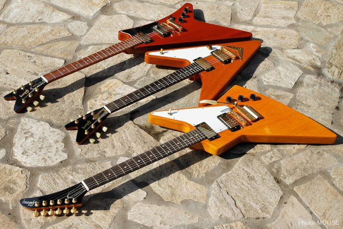 変形ギタートリオ