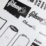 80年代ギブソンのセールスプロモーションツール