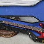 ギブソンのチップボード・ギターケース