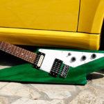 Kurt Wilson サンダーボルト – 変形ギターの憂鬱