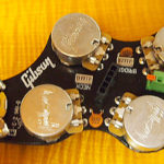 ギブソンのクイックコネクト基板サーキット