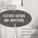レスポール・スタンダードはThe Popular Les Paul – 1956年のギブソン・カタログ