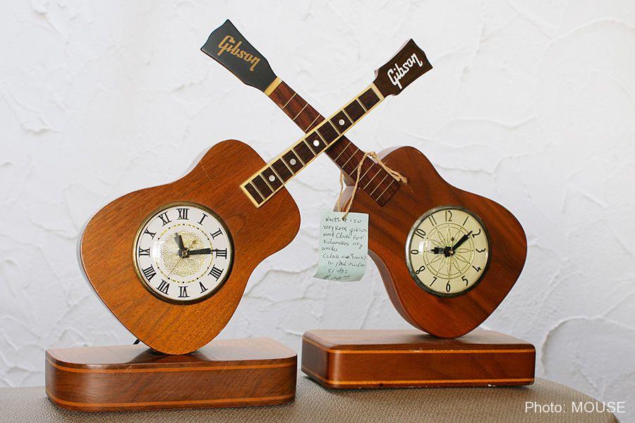 退職記念の置き時計