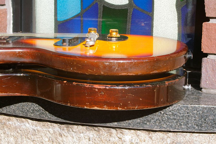 メロディーメーカーのボディの厚み