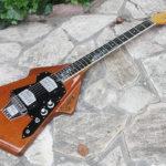 バーンズ・フライトギター - 飛行へのあこがれ