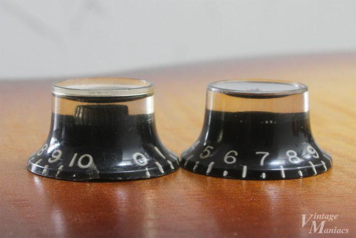 ブラックノブと対応するシャフトの長さの違い