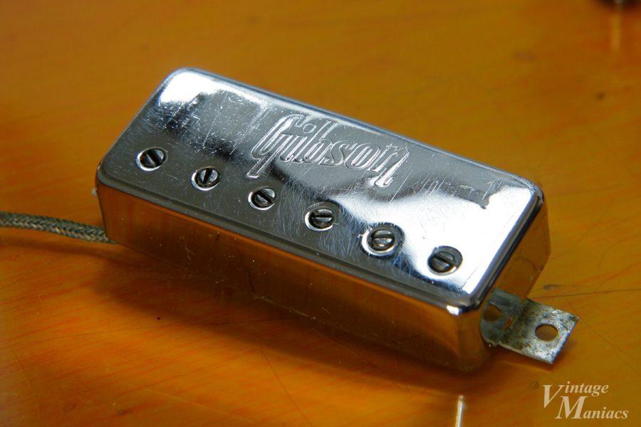Gibson刻印のミニハム用カバー