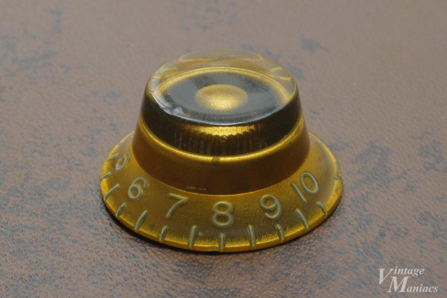 トップハットノブのフォント「8」