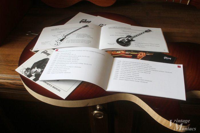 ギターのマニュアル