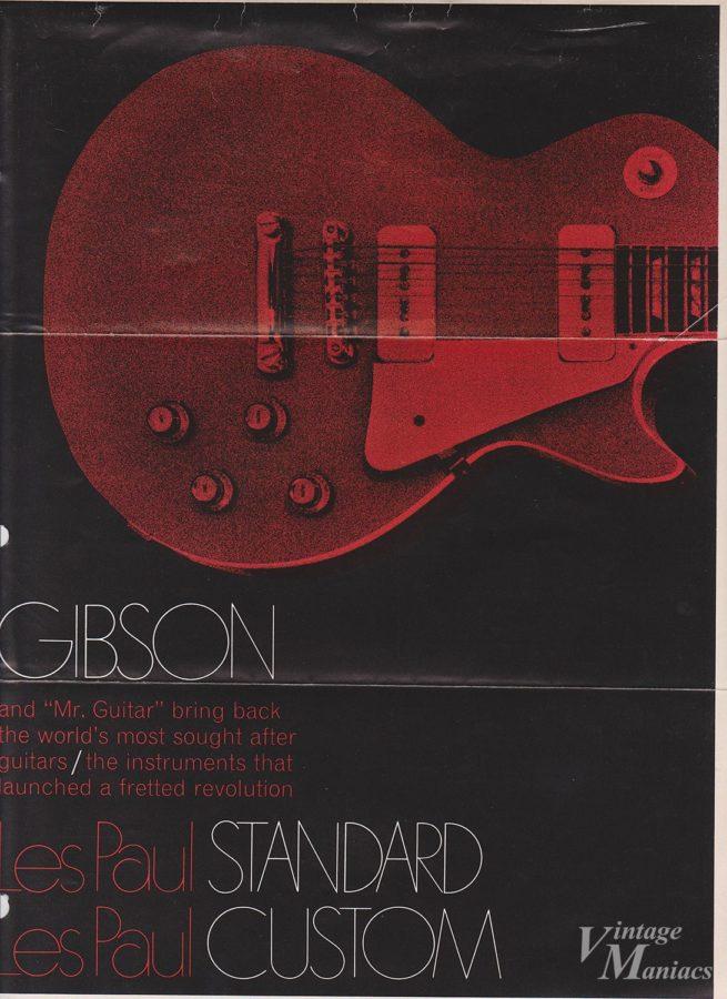 表紙に書かれたMr. Guitarの文字