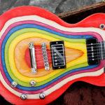 サイコでサイケなギブソン・ギター – Zoot Suit