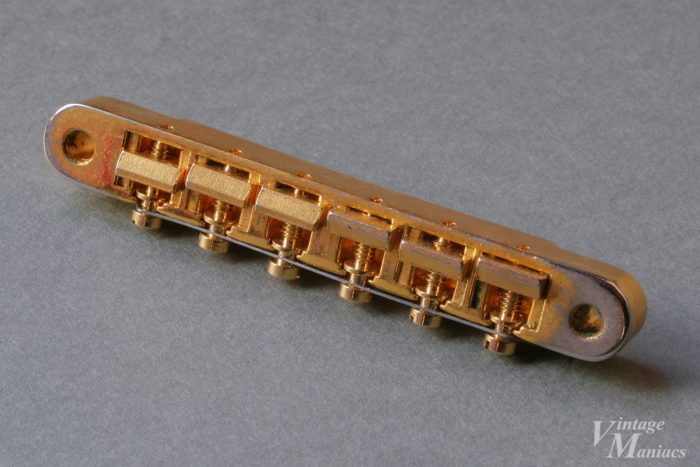 デッドストックのゴールドABR-1