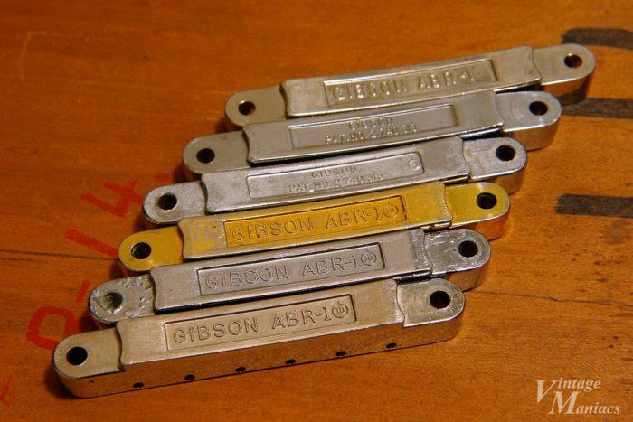 59年から2005年までの6種類のABR-1
