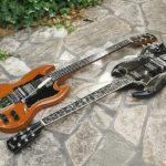 変態SGは真面目なギター – ゼロフレットとT.W.Doyleピックアップ