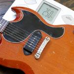 レスポール・ジュニアSG エレキギター黎明期のヴィンテージサウンド