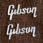 Gibsonヘッドストック・ロゴの移り変わり – 50年代~60年代
