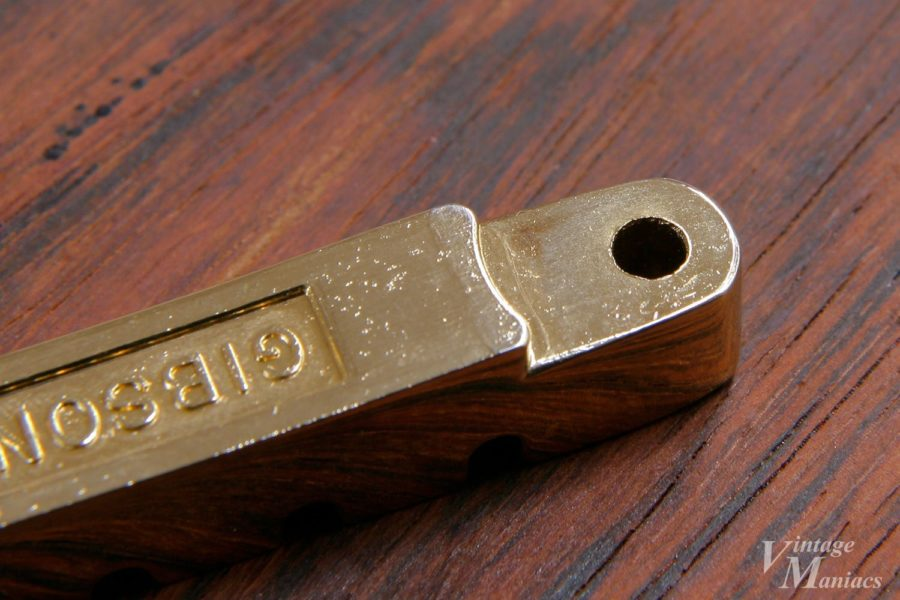 ABR-1のポスト穴のバリ