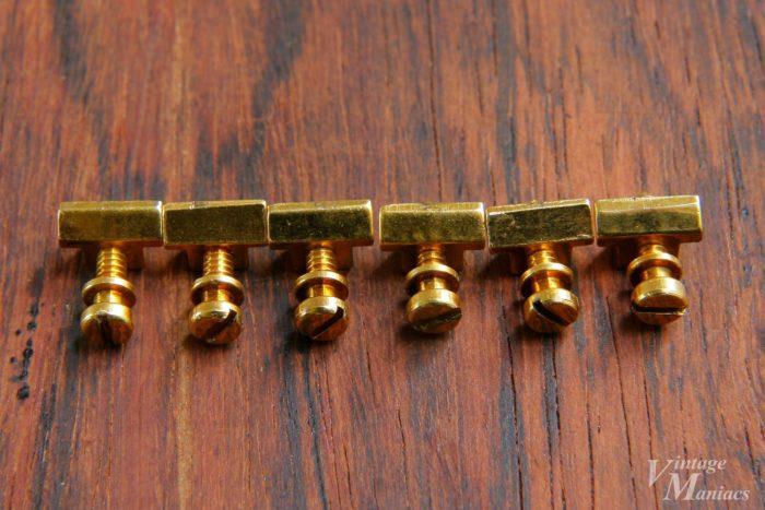 ゴールドABR-1のサドル