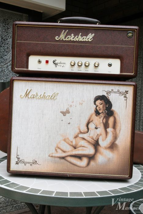 Marshall Pin-up Amp Collection Jane