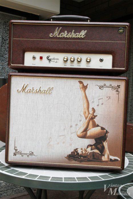 Marshall Pin-up Amp Collection Greta