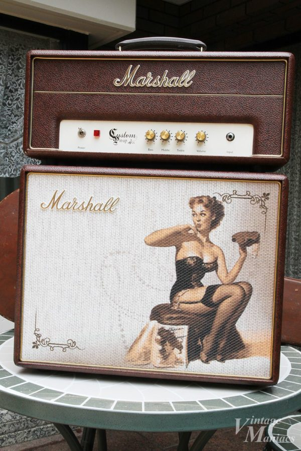 Marshall Pin-up Amp Collection Betty
