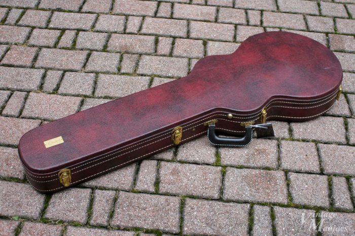 ギブソンのアーティストシリーズ・ギターケース