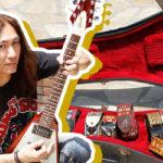 Hiroshi Takegami ヴィンテージ・ストラップ・コレクション