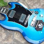 チューンナップの魅力 – Gibson SG Goddess