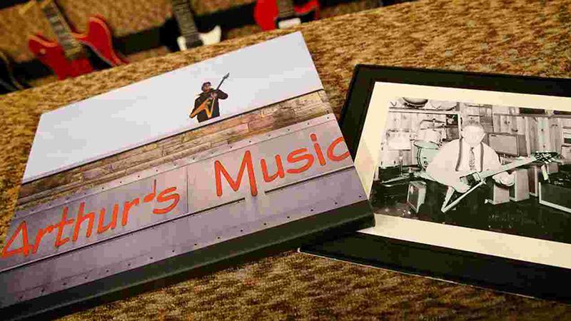 Arthur's Musicの写真