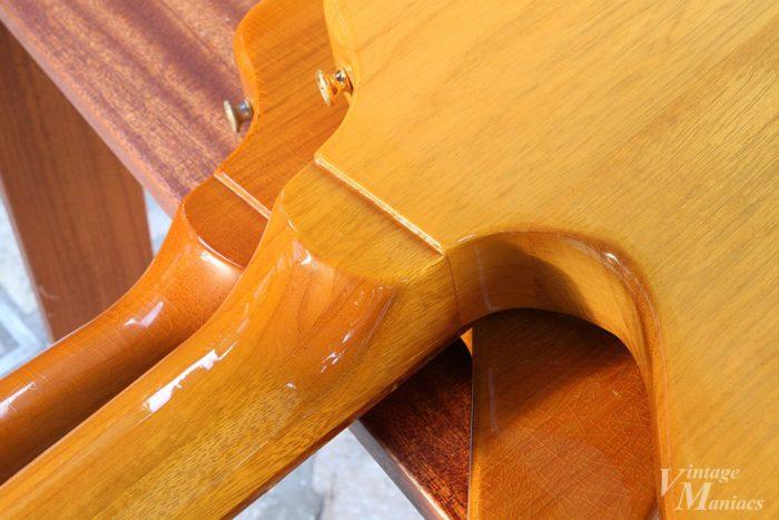 木部の加工が似ている2種類のエクスプローラー