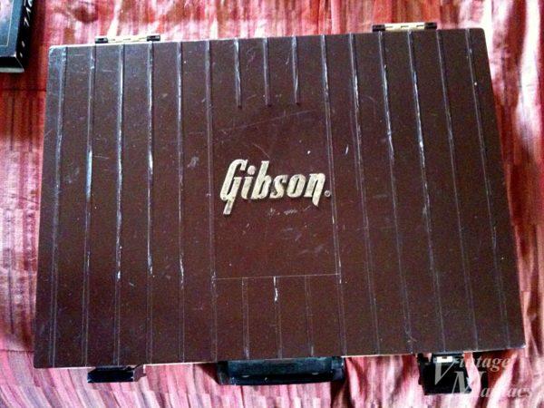 手放してしまったギブソンのピックボックス