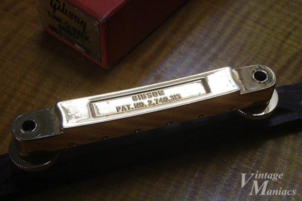ゴールドABR-1のDJマークがないPatナンバー刻印