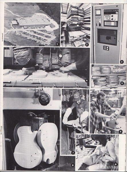 ナッシュビル工場の設備