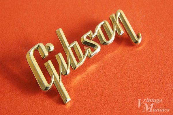 ギブソン・モダーンのレイズドロゴ