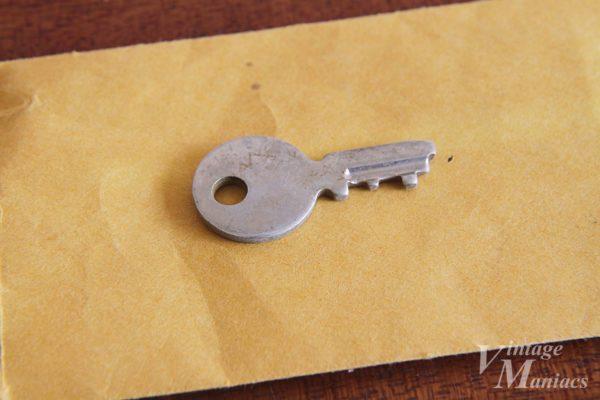 モダーンのハードケースに付属していたキー