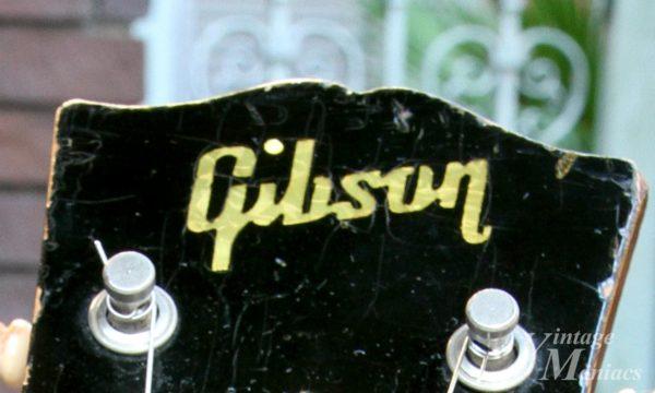 50年代後期のGibsonロゴ