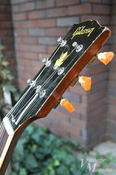 ヴィンテージギターとの相性も良いレプリカのシュリンクペグボタン