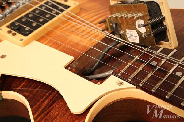 熟練工の丁寧さが垣間見えるHeritage Guitars
