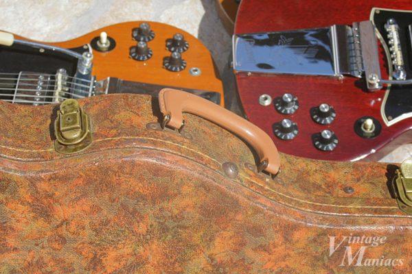 Gibson SGとハードケース