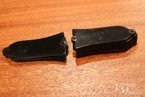 切り出しと成型品のロッドカバーの厚み比較