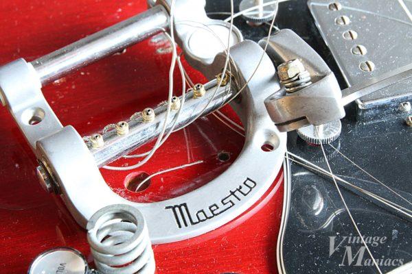 Maestro vibrolaのロゴ