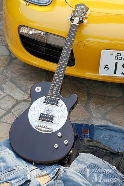 Patrick James Eggleのギター
