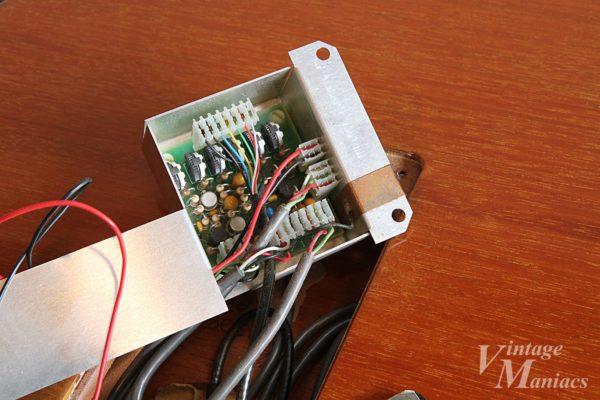 チェット・アトキンスの電気系統